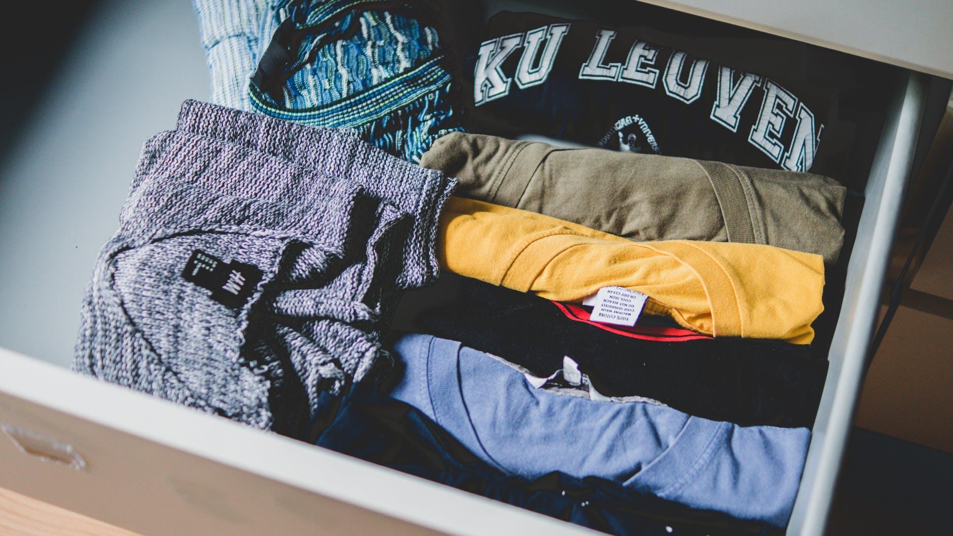 Organizar o armário
